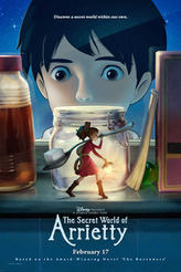 The Secret World of Arrietty showtimes and tickets