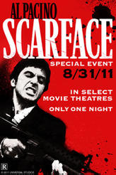 Scarface Special Event showtimes and tickets