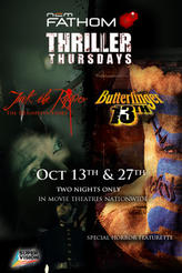 Jack the Ripper and Butterfinger the 13th showtimes and tickets