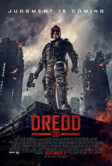 Dredd 3D showtimes and tickets