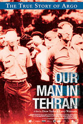 Our Man in Tehran showtimes and tickets
