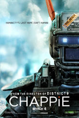 Chappie showtimes and tickets