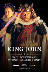 King John (Stratford Festival) showtimes and tickets
