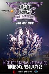 Classic Music Series: Aerosmith showtimes and tickets