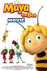 Maya the Bee Movie showtimes and tickets
