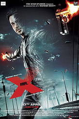 Mr. X showtimes and tickets