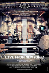 Live From New York! showtimes and tickets