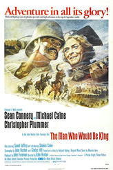 THE MAN WHO WOULD BE KING / THE WIND AND THE LION showtimes and tickets