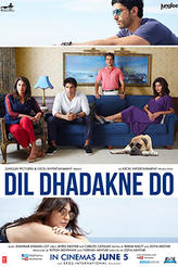 DIl Dhadakne Do showtimes and tickets
