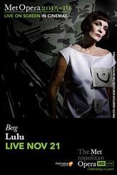 The Metropolitan Opera: Lulu LIVE showtimes and tickets
