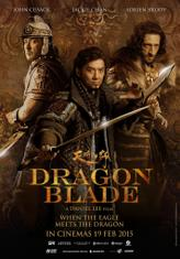 Dragon Blade  showtimes and tickets
