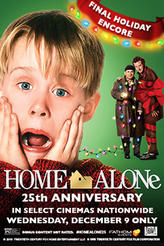 Home Alone 25th Anniversary showtimes and tickets
