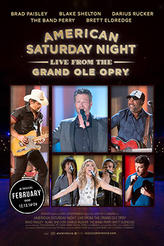 American Saturday Night LIVE From the Grand Ole Opry showtimes and tickets