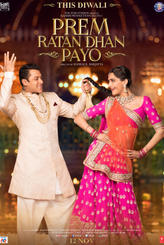 Prem Ratan Dhan Payo showtimes and tickets