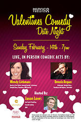 Valentine's Comedy Date Night showtimes and tickets