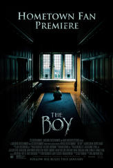 The Boy - Hometown Fan Premiere showtimes and tickets