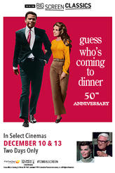 Guess Who's Coming to Dinner 50th Anniversary (1967) presented by TCM showtimes and tickets