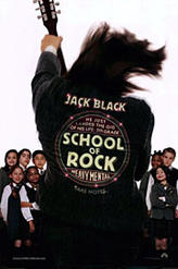 The School of Rock showtimes and tickets