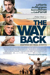 The Way Back showtimes and tickets
