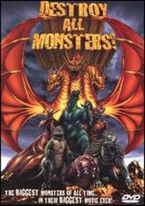 Destroy All Monsters! showtimes and tickets