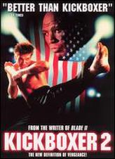 Kickboxer 2: The Road Back showtimes and tickets