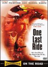 One Last Ride showtimes and tickets