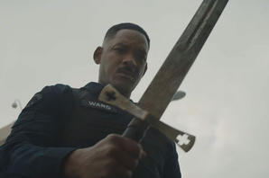 Here's Your First Look at Will Smith's New Monster Movie, 'Bright'
