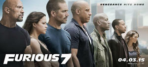 News Briefs: First 'Furious 7' Poster and Video; 'Lego Movie' Sequel Moves Forward