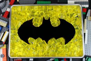 Perfect for Parties: Make This Block-tastic Batman Treat