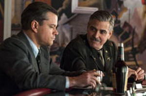 Trailers: Clooney and Damon Back Together for 'Monuments Men;'  Tom Hanks Encounters Pirates as 'Captain Phillips'