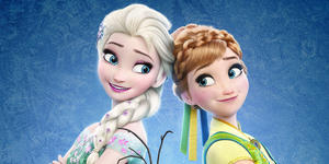 Q&A: Our Six-Year-Old Correspondent Interviews the Director of 'Frozen' and 'Frozen Fever'