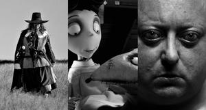 Stylish Horror Movies in Stylish Black and White