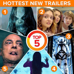 Watch This Week's Hottest Trailers: 'Sinister 2,' 'Poltergeist' and 'Fantastic Four'