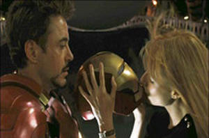 Watch Now! 'Iron Man 2' Alternate Opening
