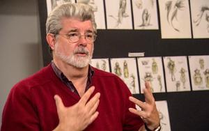 George Lucas on Love, Parenthood and 'Strange Magic'