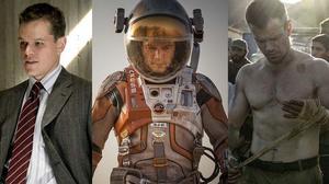 VERSUS: Which Matt Damon Character Dominates?