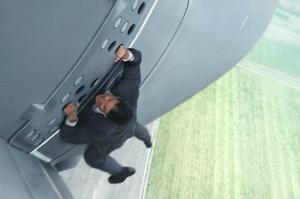 Tom Cruise's Craziest Stunts: From Hanging Off a Plane to Sitting Atop the World's Largest Building