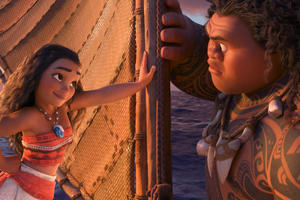 Exclusive Clip: Moana Wants to Sail!