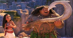 Is 'Moana' OK for Your Little Kids?