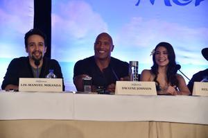 Filmmakers, Stars Embrace the Spirit of 'Moana'