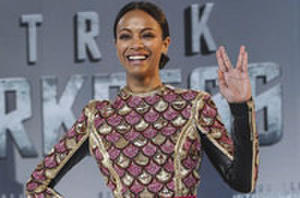 Zoe Saldana Talks 'Guardians of the Galaxy,' How She Almost Passed on 'Star Trek' and Going to the Theater with Her Mom