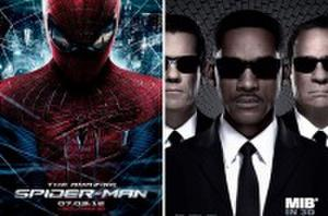 Fanboy Fix: Spider-Man Teams with the 'Men In Black,' Sets His Sights on 'The Avengers 2'
