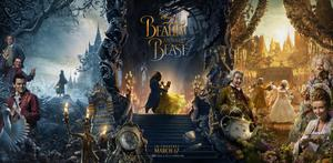 The 'Beauty and the Beast' Characters Come to Life in a Fun Batch of Animated Posters