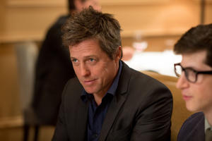 """Hugh Grant as Keith Michaels in the comedy film """"THE REWRITE"""" an RLJE/Image Entertainment Films release."""