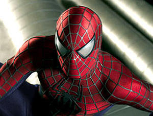"A scene from ""Spider-Man 3."""