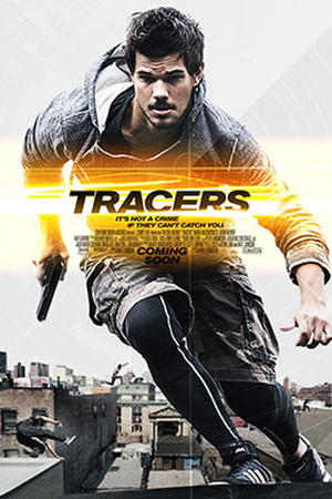 """Poster for """"Tracers."""""""