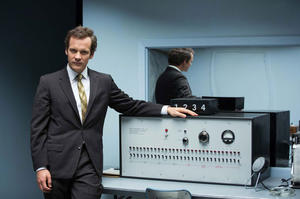 "Check out the movie photos of ""Experimenter."""
