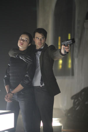 """A scene from """"The Anomaly."""""""