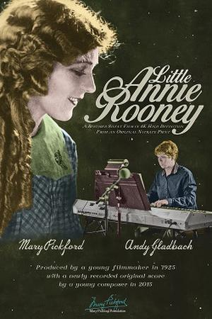 "Poster art for ""Little Annie Rooney."""