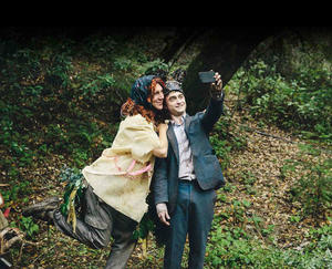Check out the movie photos of 'Swiss Army Man'